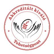 Akkreditált Kiváló Tehetségpont logó
