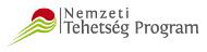 Nemezeti Tehetség Program logó
